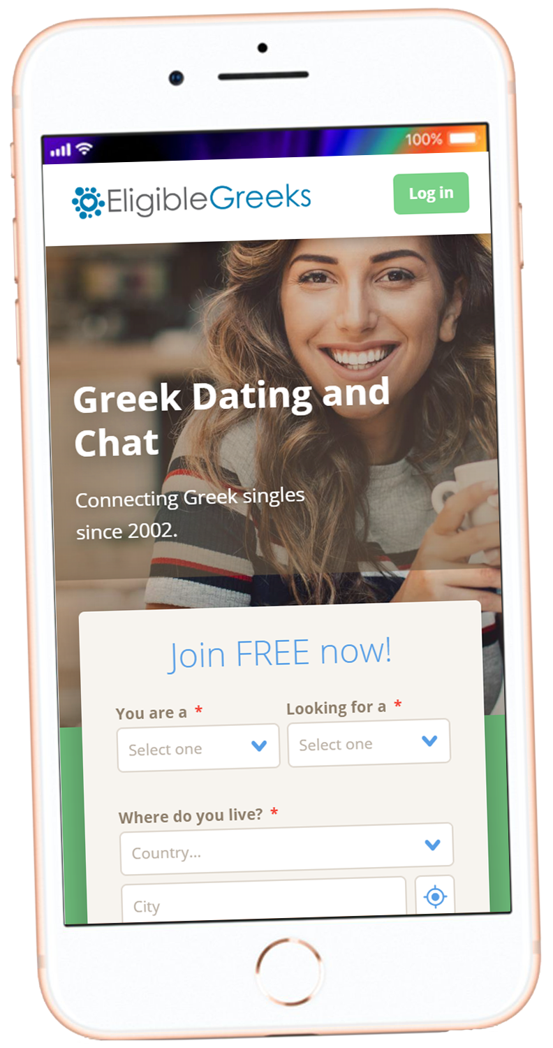 Asiatische Online-Dating-App